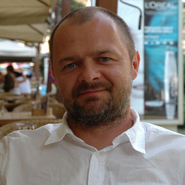 Radosław Mysłek w EMTG