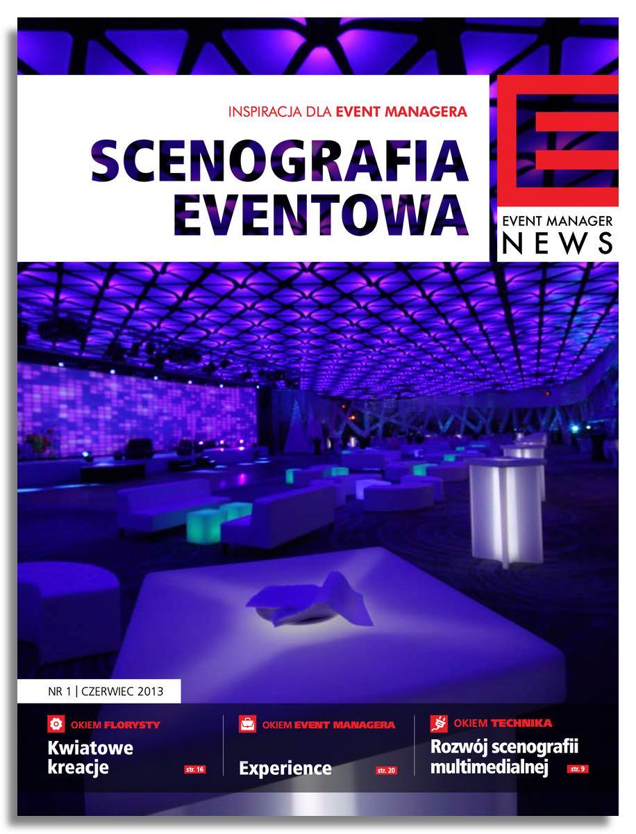 Event Manager News Nr 1 czerwiec 2013