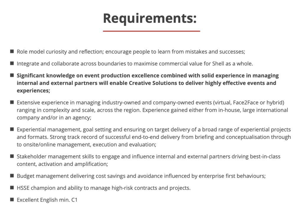 Nowe stanowisko Digital Event Manager – wymagania, obowiązki, zarobki