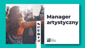 Szkolenie Manager artystyczny jak wydać płytę i zorganizować trasę koncertową EMTG